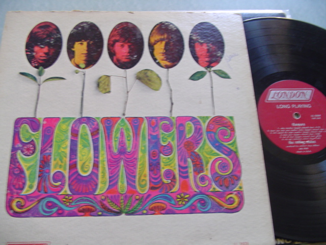ROLLING STONES - FLOWERS - LONDON MONO LL 3509